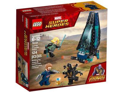 Купить Лего 76101 Атака пришельцев, Super Heroes.