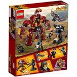 Купить Лего 76104 Розгром Халкбастера, Super Heroes.