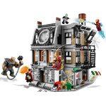 Купить Лего 76108 Бой в святилище доктора Стренджа, Super Heroes.