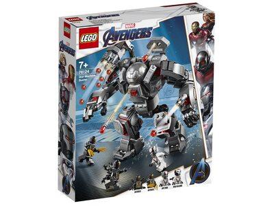 Купить Лего 76124 Воитель серии Супер Герои.