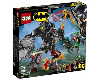 Робот Бэтмена против Ядовитого Плюща