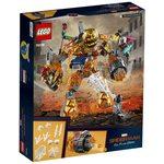 Купить Лего 76128 Бой с Расплавленным Человеком серии Супер Герои, Спайдермен.