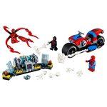 Купить Лего 76113 Спасательная операция на мотоциклах серии Супер Герои (Спайдермен).