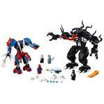 Купить Лего 76115 Человек-Паук против Венома серии Супер Герои Спайдермен.