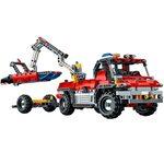 Купить Лего 42068 Автомобиль спасательной службы, Техник.