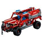 Купить Лего 42075 Спасатель, Техник.