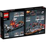 Купить Лего 42076 Корабль на воздушной подушке, Техник.