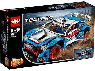 Купить Лего 42077 Гоночный автомобиль, Техник.
