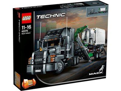 Купить Лего 42078 Грузовик MACK® Anthem, Техник.