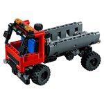 Купить Лего 42084 Погрузчик с крюком, Техник.