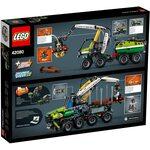 Купить Лего 42080 Лесозаготовительная машина, LEGO Technic.