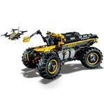 Купить Лего 42081 VOLVO колёсный погрузчик ZEUX, LEGO Technic.