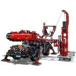 Купить Лего 42082 Подъёмный кран для пересечённой местности, LEGO Technic.
