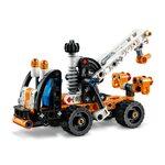 Купить Лего 42088 Ремонтный автокран серии Техник.