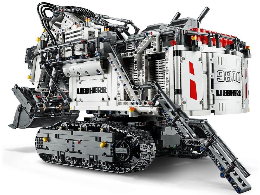 Lego 42100 купить