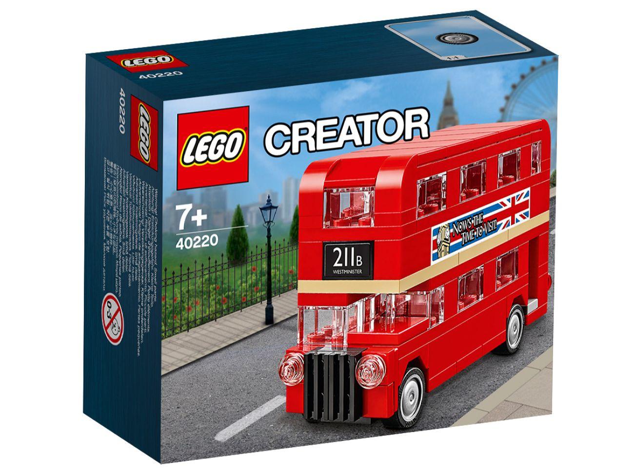 Лондонский автобус 40220