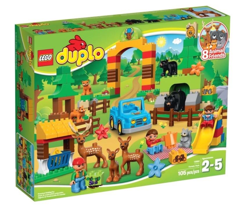 Детский конструктор LEGO Лесной заповедник (10584)