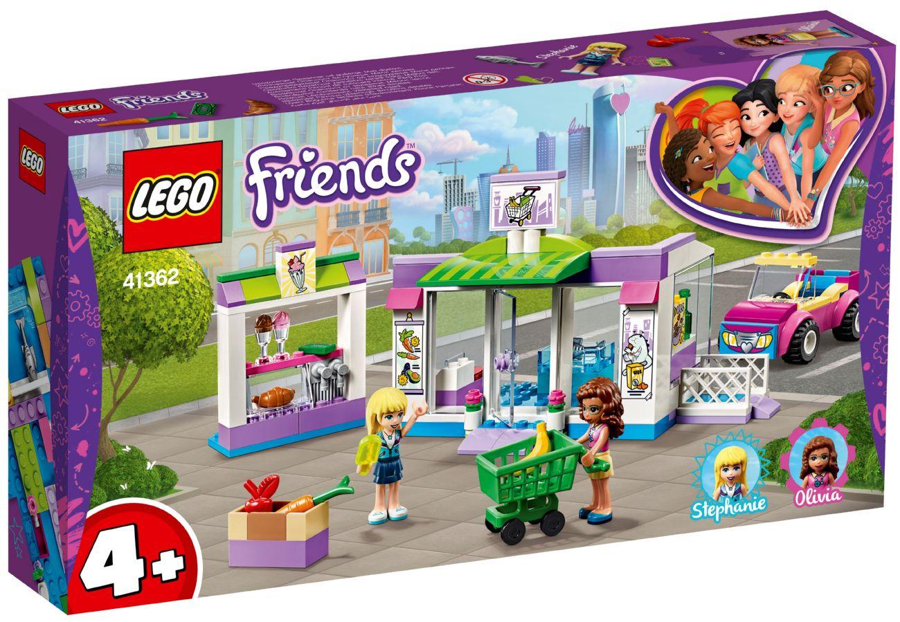 Детский конструктор LEGO Супермаркет Хартлейк Сити (41362)
